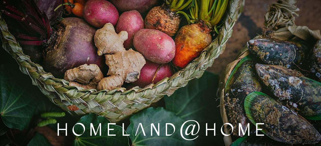 Homeland at Home